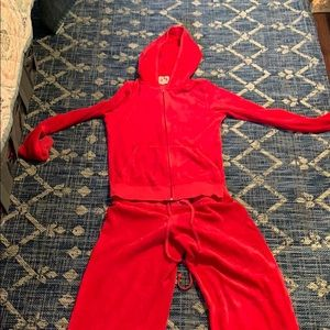 Juicy Couture Other - Juicy Sweatsuit